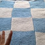 Easy Loom Knit Baby Blanket Pattern for Beginners