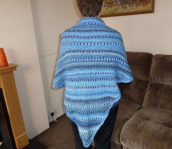 Easy Prayer Shawl Knitting Patterns Free