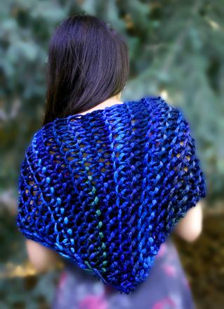 Original Prayer Shawl Knitting Pattern