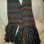 Trinity Stitch Prayer Shawl Knitting Pattern