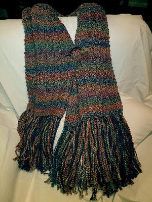 Trinity Stitch Prayer Shawl Knitting Pattern