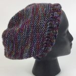 Floppy Brim Hat Knitting Pattern