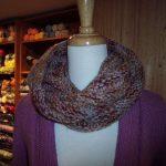 Mobius Scarf Knitting Pattern Infinity
