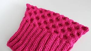 Cable Knit Pussy Hat Pattern