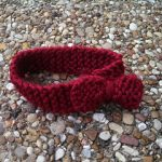 Free Pattern for Knitted Baby Headband