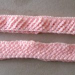 How to Knit a Baby Headband