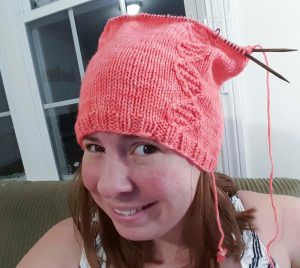 Pussy Hat Knitting Pattern