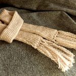 How to Loom Knit a Scarf