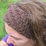 Ear Warmer Headband Knitting Loom