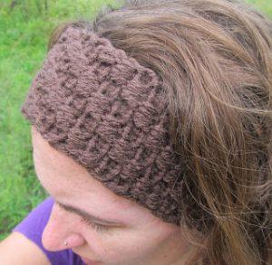 Ear Warmer Headband Knitting Loom