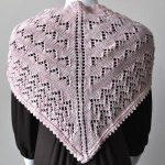 Free Knitted Shawl Patterns Triangle