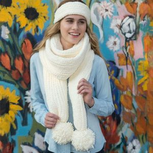 Free Loom Knit Headband Pattern