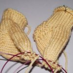 Knitting 2 Socks on Two Circular Needles