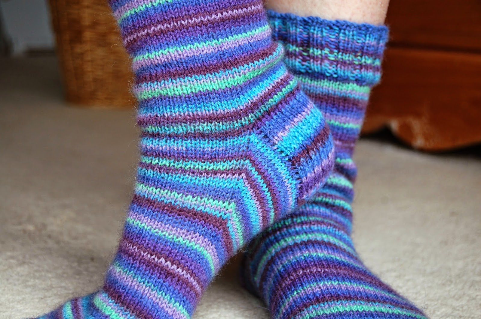 Knitting Socks for Beginners Circular Needles