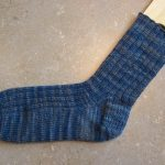 Knitting Toe up Socks on Two Circular Needles