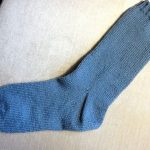 Knitting Top down Socks on Circular Needles