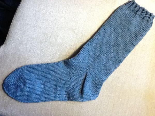 Knitting Top down Socks on Circular Needles