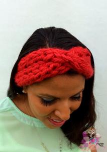 Loom Knit Headband
