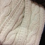 Simple Knit Scarf Pattern Chunky Yarn
